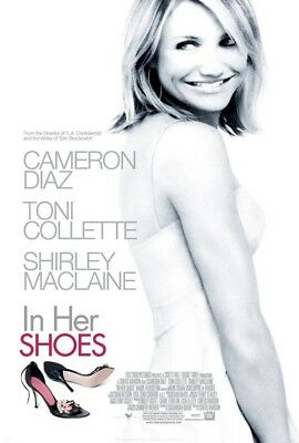 IN HER SHOES MOVIE POSTER 2 Sided ORIGINAL FINAL 27x40