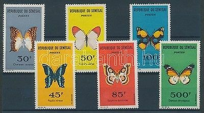 Senegal stamp MNH Butterflies Nature Insects WS92353