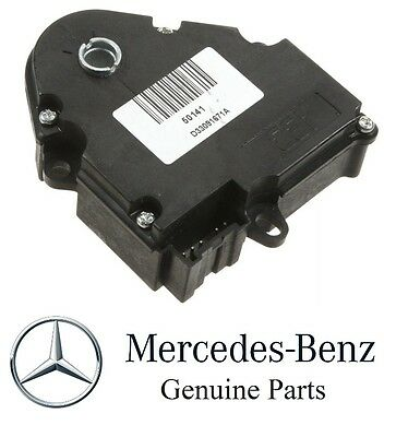 NEW Mercedes W163 ML320 ML430 ML55 Actuator Motor For A/C Flap