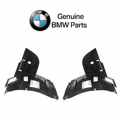 For BMW E39 525i 528i 530i Lower Pair Set of Right /& Left Air Ducts Genuine