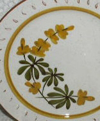 Hand Painted Stangl Golden Blossom Vegetable Serving Bowl EXcellent condition