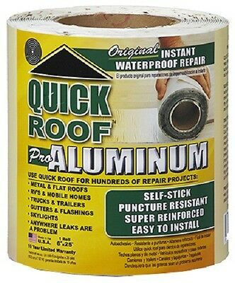 "Cofair 2 Pack, 6"" x 25' Roof Repair Flashin Self-Stick Instant"