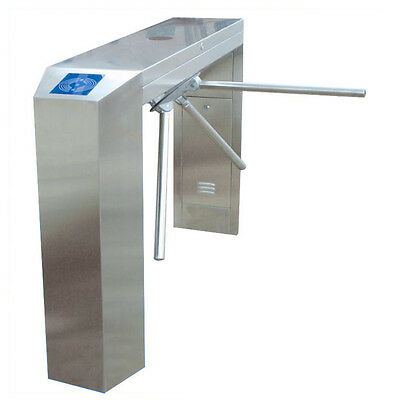 Access Control Semi-Auto Bridge Style Tripod Turnstile