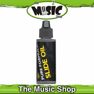 New Herco Slide Oil for Trombone Slides - 1 1/4 Ounces - The Music Shop
