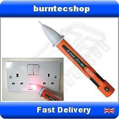 Extech DV24 AC Non-Contact Voltage Detector 1000V built-in LED Light