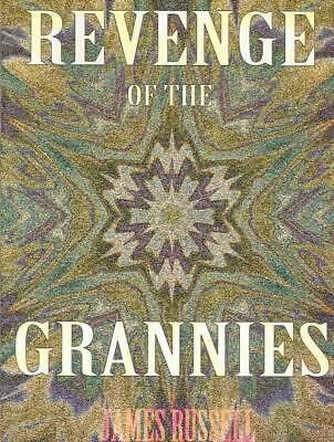 Revenge of the Grannies by James Russell (English) Paperback Book Free Shipping!