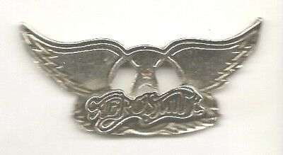Aerosmith Hard Rock Music Group Pin * Super Nice - Large Pin Badge Steven  Tyler