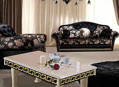 luxus m bel italien echtleder garnitur sofa couch sessel design schick eur picclick de. Black Bedroom Furniture Sets. Home Design Ideas