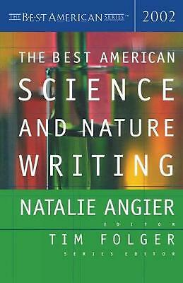 The Best American Science and Nature Writing by Paperback Book (English)