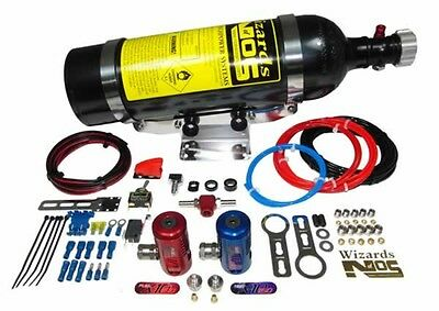 Wizards of NOS StreetBlaster 150i  Car Nitrous Oxide System    WoN SB150 NoS kit