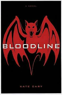 Bloodline by Kate Cary (English) Paperback Book Free Shipping!