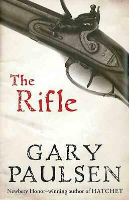The Rifle by Gary Paulsen (English) Paperback Book Free Shipping!