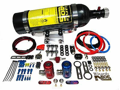 Wizards of NOS StreetBlaster SB150i-6 6 cylinder Direct Port Nitrous System  BMW