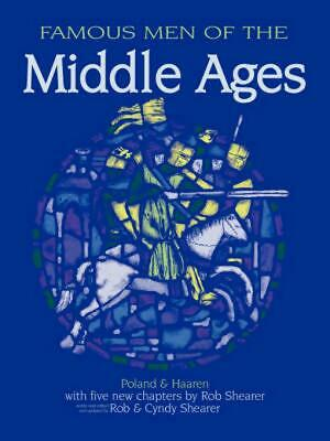 Famous Men of the Middle Ages by John H. Haaren (English) Paperback Book Free Sh