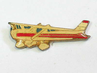 Cessna 172 Skyhawk Airplane Aircraft Pin (D)
