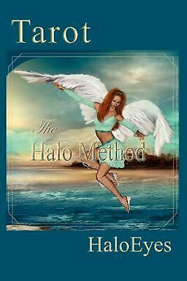 Tarot the Halo Method by Haloeyes (English) Paperback Book Free Shipping!