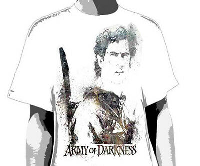 ARMY OF DARKNESS (EVIL DEAD) - Slatters T-shirt - NEW - MEDIUM ONLY *DISCOUNTED*
