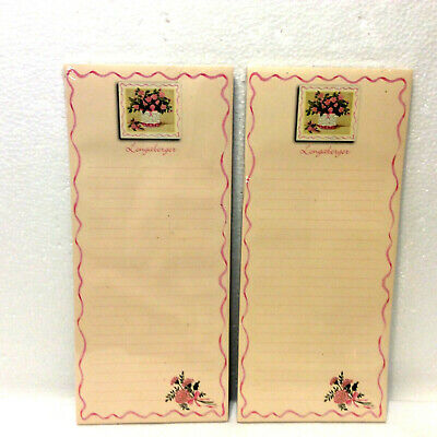 HORIZON OF HOPE To Do List Magnetic Note Pad Breast Cancer Awareness Longaberger