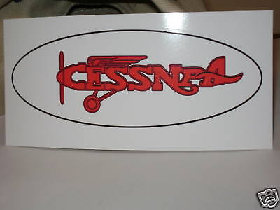 Cessna decal