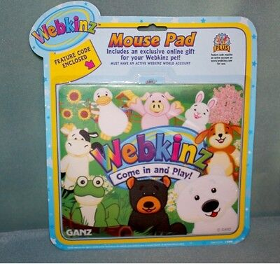 Webkinz Country Living Mouse Pad NEW