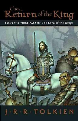 The Return of the King: Being the Third Part of the Lord of the Rings by J.R.R.