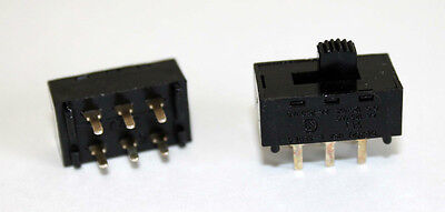 PCB Slide Switch, DPDT