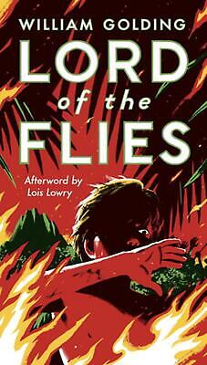 Lord of the Flies by William Golding (English) Paperback Book