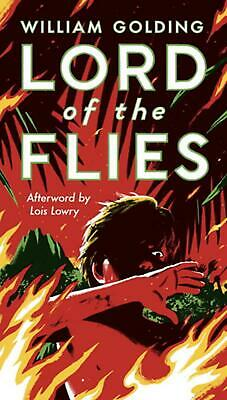 Lord of the Flies by William Golding Paperback Book (English)