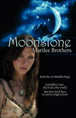 Moonstone by Marilee Brothers (English) Paperback Book Free Shipping!