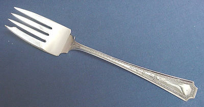 Colfax - Gorham / Durgin Sterling  Small Cold Meat Serving Fork(S)