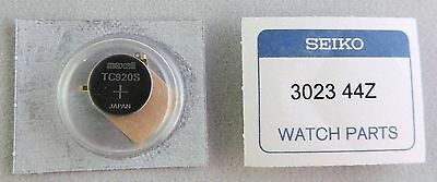 seiko capacitor kinetic watch for 5M62 5M63 5M65 YT62 YT63 3023 44Z battery pile