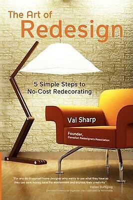 The Art of Redesign by Val Sharp Paperback Book (English)