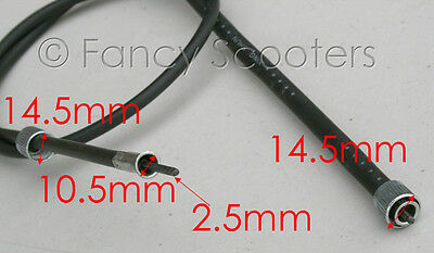 """Speedometer Cable for PEACE SPORTS  TPGS-814, 150cc 250CC Scooter 40"""" LONG"""