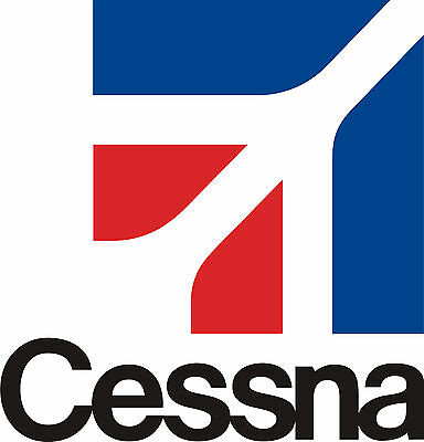 CESSNA Decal  FREE SHIPPING