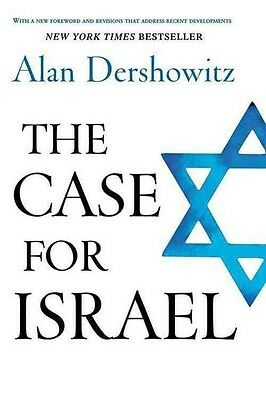 The Case for Israel by Alan M. Dershowitz Paperback Book (English)
