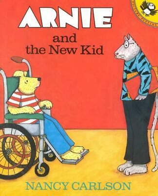 Arnie and the New Kid by Nancy Carlson (English) Paperback Book