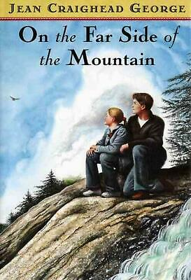 On the Far Side of the Mountain by Jean Craighead George Hardcover Book (English