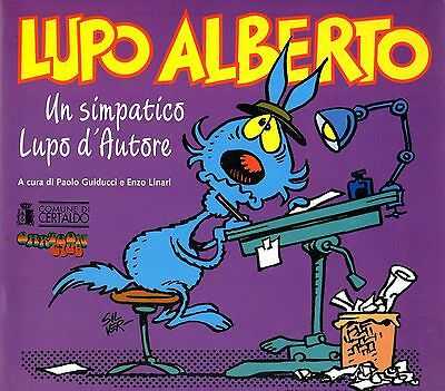 Lupo Alberto - Un Simpatico Lupo D'autore Cartoon Club 1999