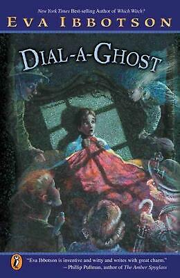Dial-A-Ghost by Eva Ibbotson (English) Paperback Book Free Shipping!