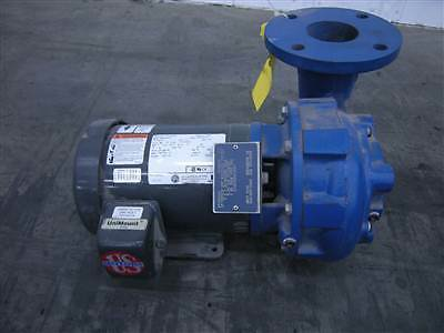 NEW! US Electric Motor and Scot Pump 55F Standard fitted