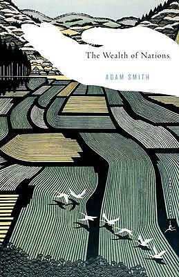 The Wealth of Nations by Adam Smith Paperback Book (English)