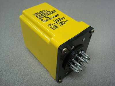 USED Potter & Brumfield CDF-38-70003 Time Delay Relay