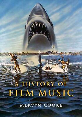 A History of Film Music by Mervyn Cooke (English) Paperback Book