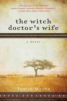 The Witch Doctor's Wife by Tamar Myers (English) Paperback Book Free Shipping!
