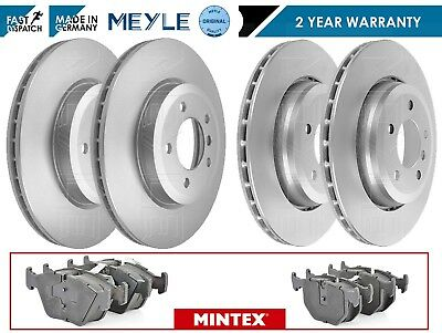 BMW 330 d E46 3.0 TD SLN 330 181 Front Brake Pads Discs 325mm Vented