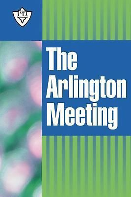 NEW The Arlington Meeting by Paperback Book (English) Free Shipping