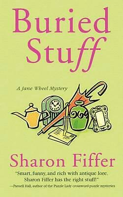 Buried Stuff: A Jane Wheel Mystery by Sharon Fiffer (English) Paperback Book Fre