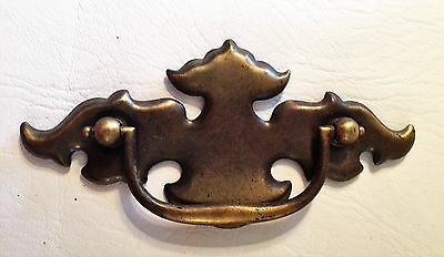 "Antique Hardware .. Chippendale Batwing drawer pulls..3"" on center"