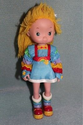 "Rainbow Brite 8"" Poseable Doll"