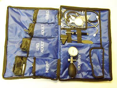 Blood Pressure Kit 5 Cuffs included! Paramedic Bag